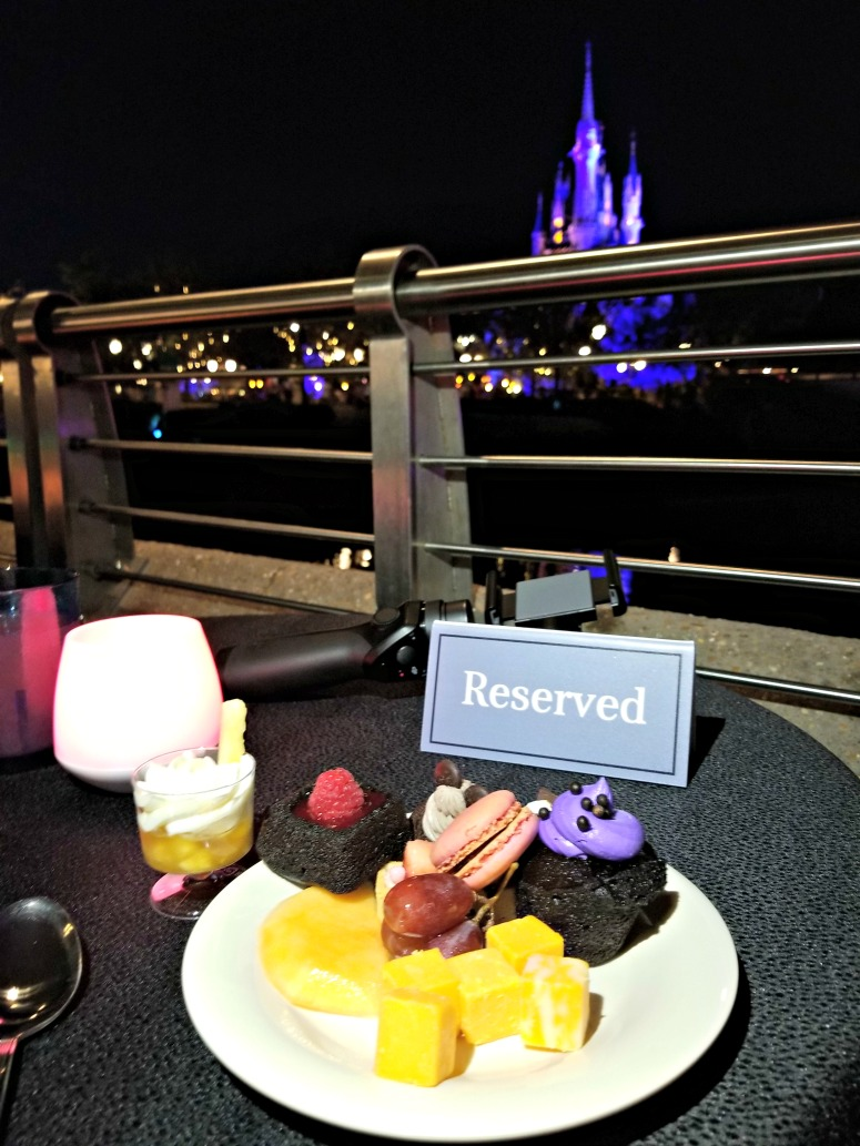 Happily Ever After Dessert Party Plate of Desserts