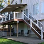 A Backyard Deck Upgrade