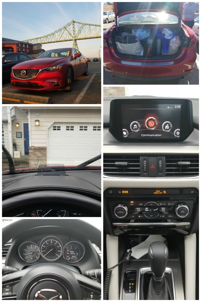 Features of the 2018 Mazda6