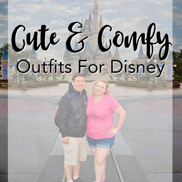 Cute & Comfortable Outfits For Disney