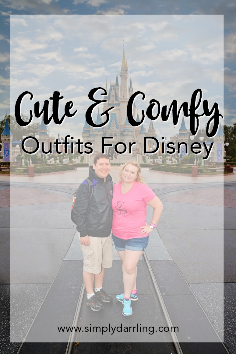 Cute and Comfortable Outfits for Disney