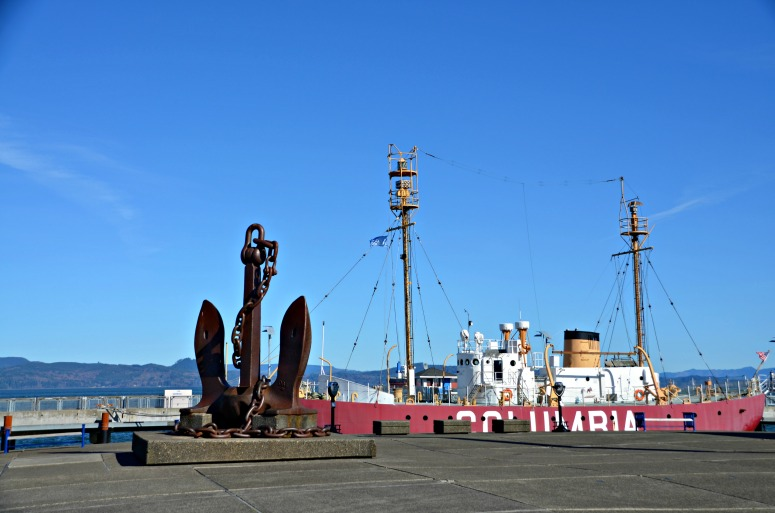 Columbia River Maritime Museum in Astoria, Oregon