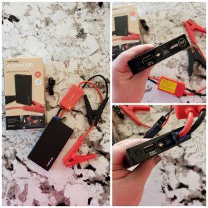 MyCharge Adventure JumpStart battery