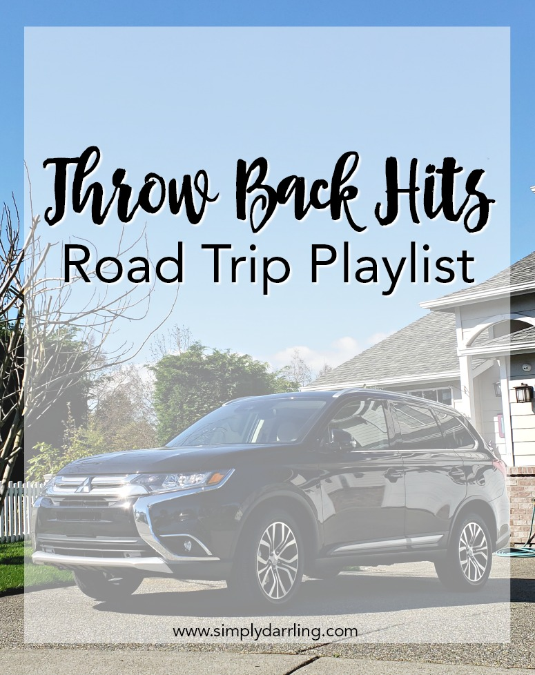 Throw Back Hits Road Trip Playlist