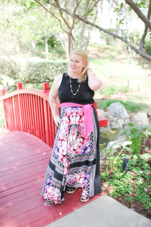 Maxi Dress for Summer Wedding Guest