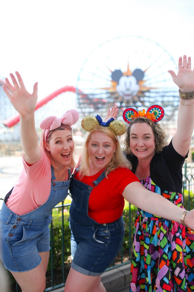 A Girl's Weekend At Disneyland - California Adventure