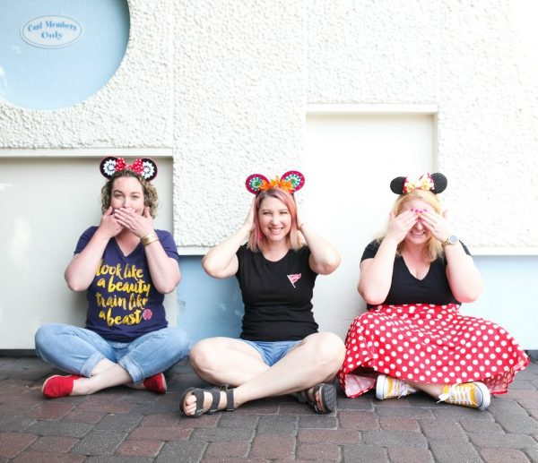 A Girl's Weekend At Disneyland