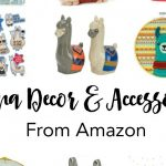 Llama Decor & Accessories From Amazon