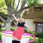 Easy Minnie Mouse Outfit for Disneyland