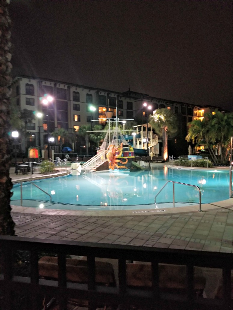 Kid's Pool at Orlando Timeshare