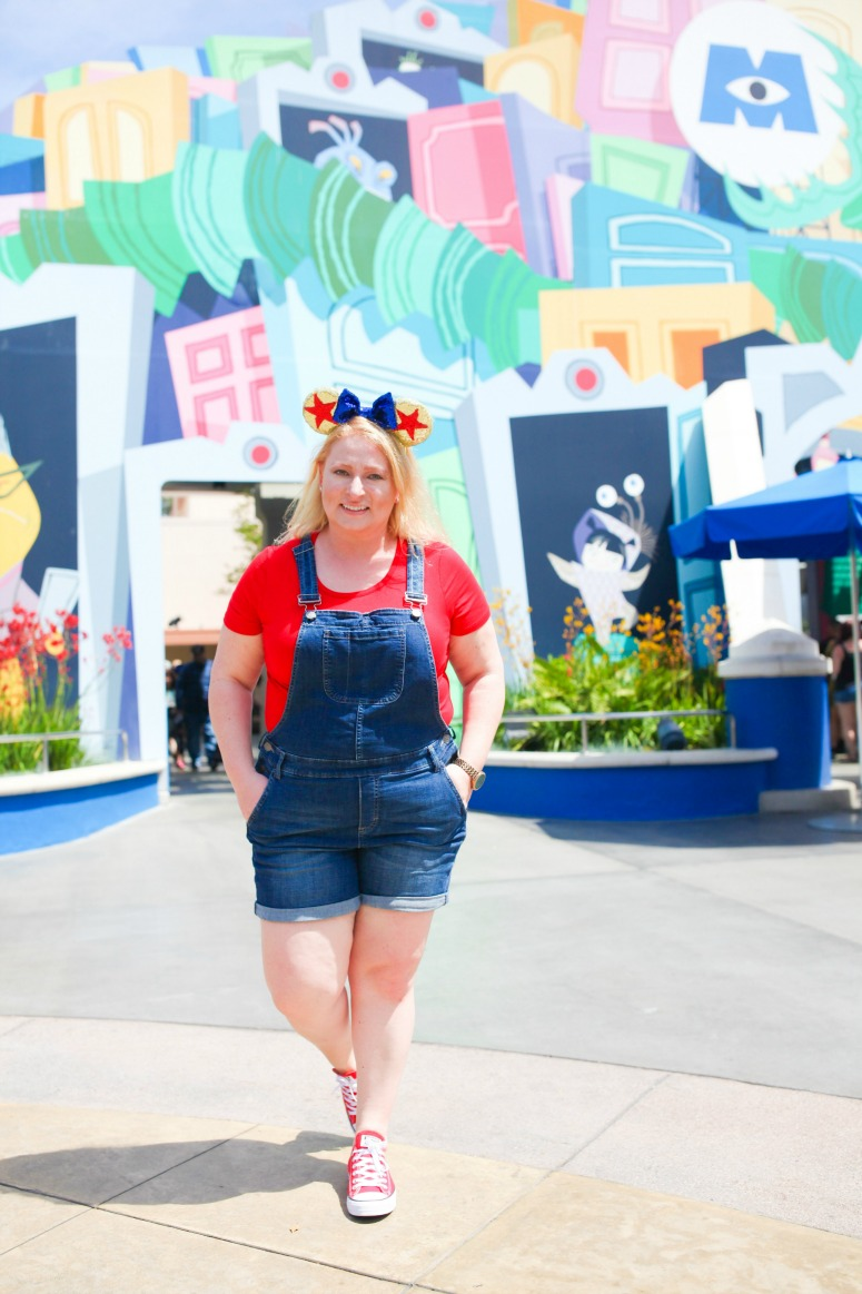 Pixar Ball Inspired Outfit for Disneyland and California Adventure
