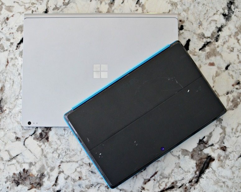 Using a Microsoft Surface with a Silhouette or Cricut