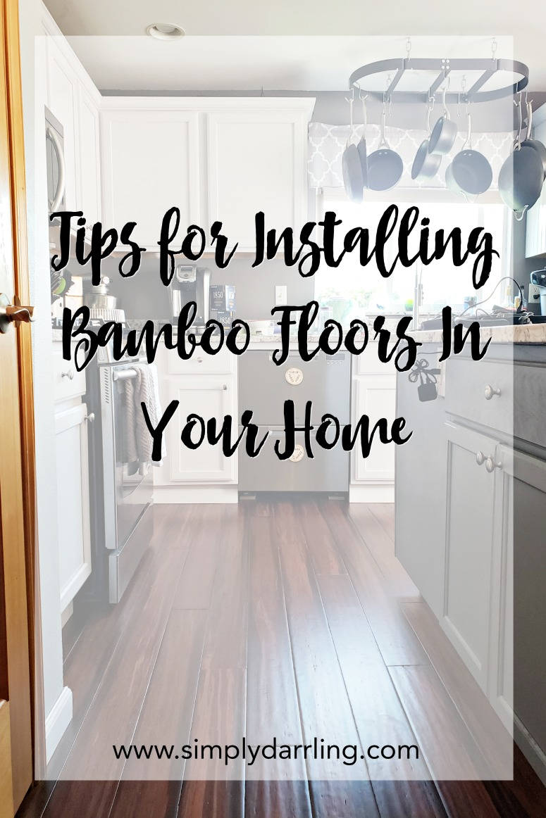 Tips for Installing Bamboo Floors In Your Home