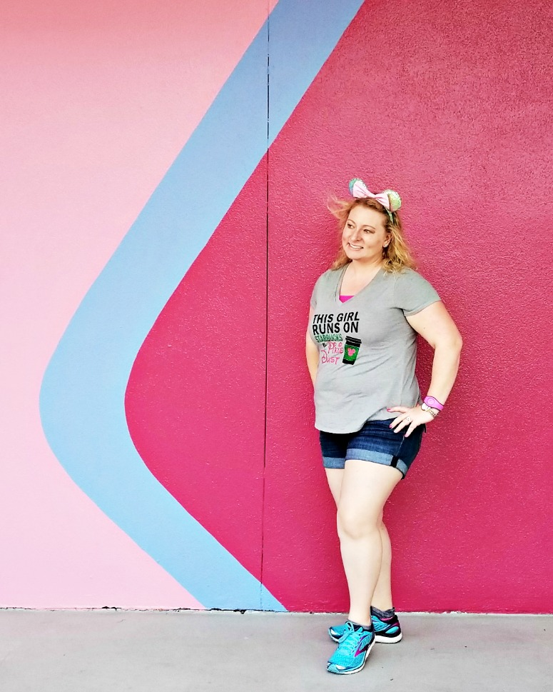 Bubblegum Wall - Disney World Epcot