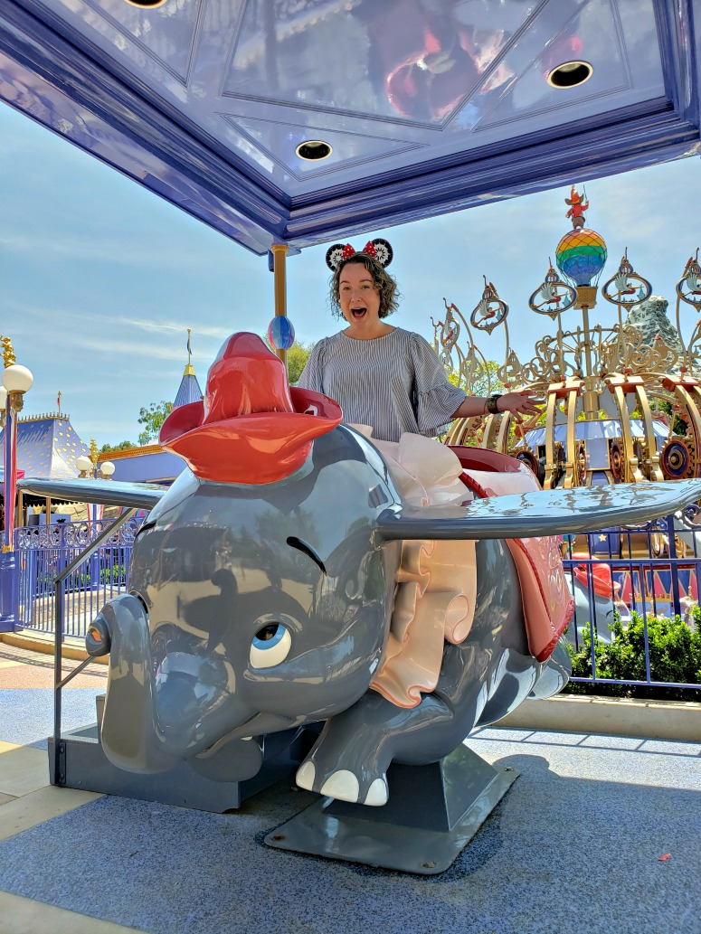 Best Photo Spots at Disneyland - Dumbo