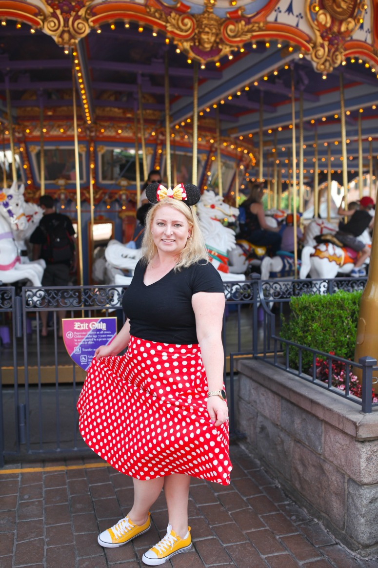 Best Photo Spots at Disneyland - Carousel