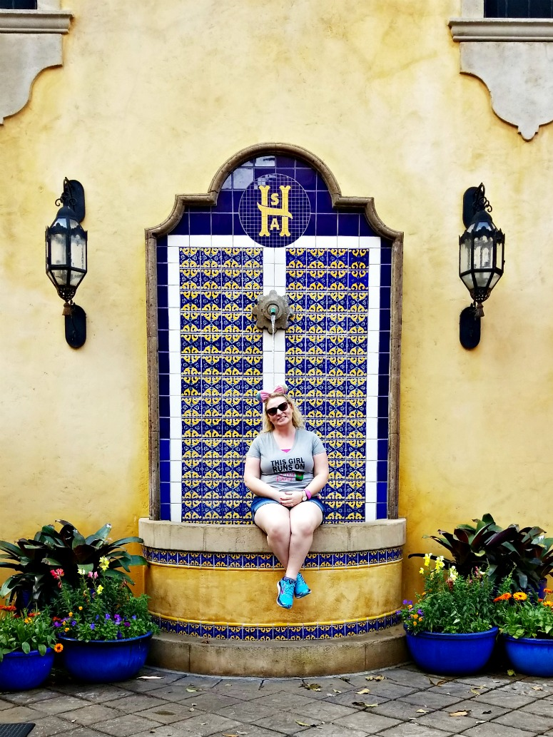 World Showcase Mexico - Walt Disney World Photo Spots