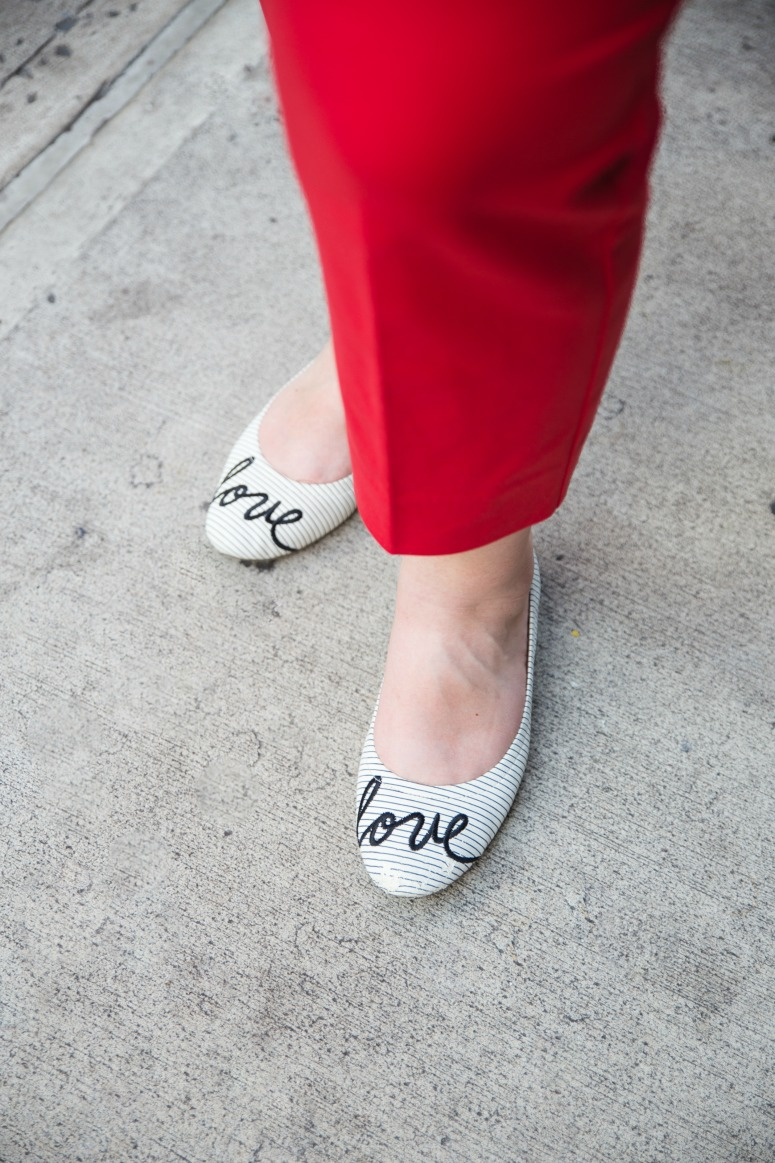 """Love"" Flats by ED"