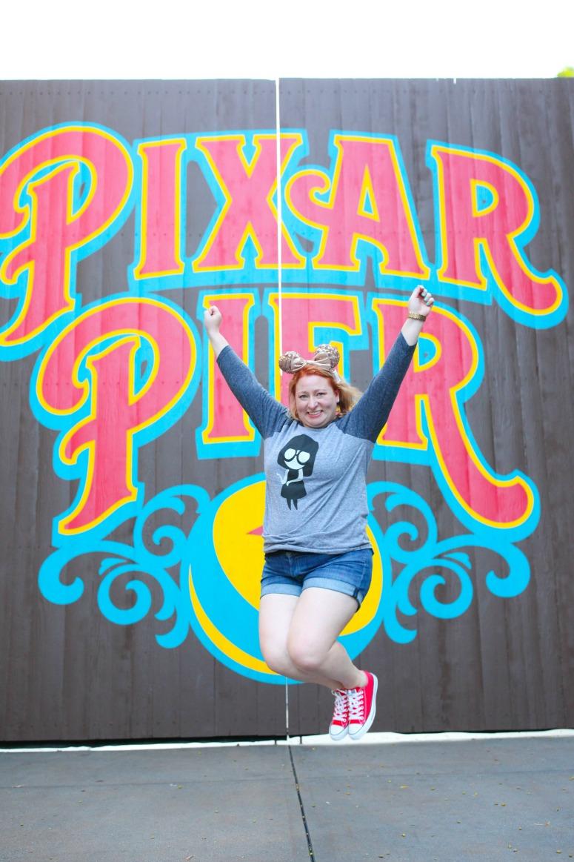 The Best Photo Spots at Disney - Pixar Pier
