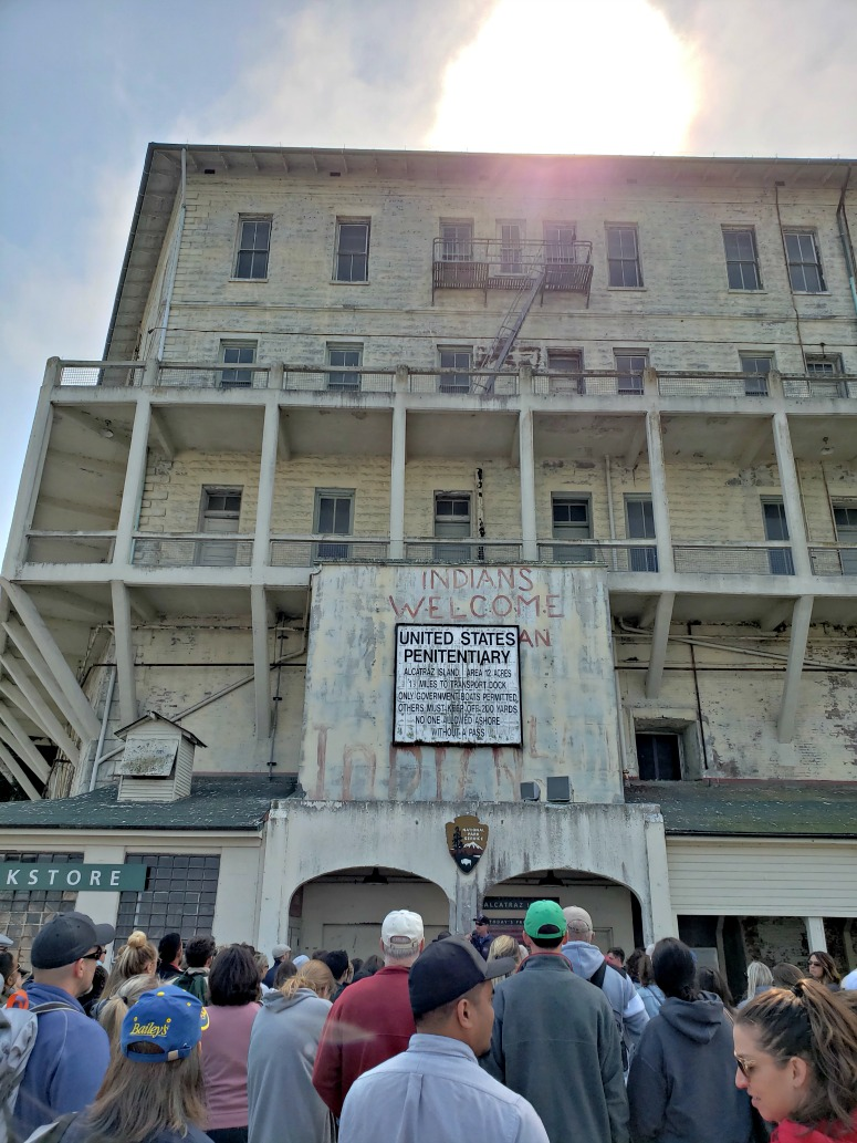 Alcatraz - A Long weekend in San Francisco