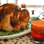 Thanksgiving Turkey with Apple Cider Brine