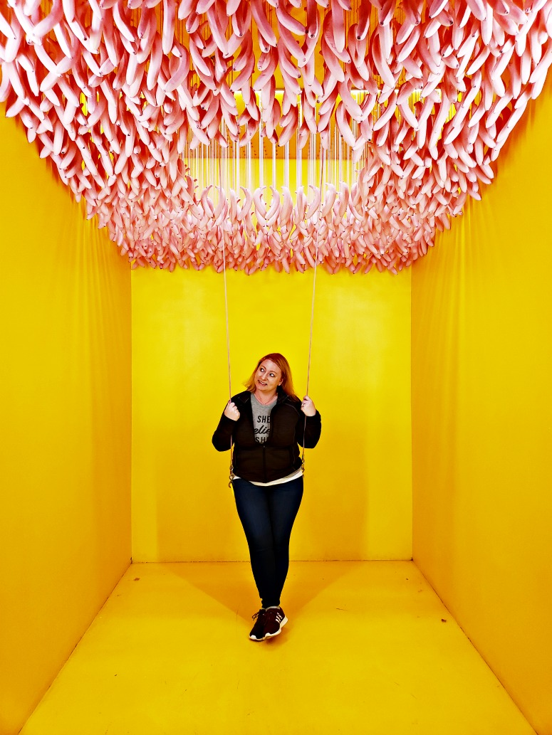 Museum of Ice Cream - A Long weekend in San Francisco