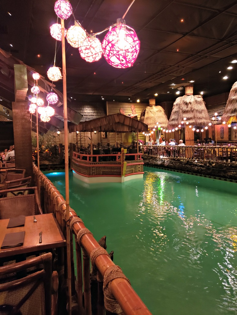 Tonga Room - A Long weekend in San Francisco