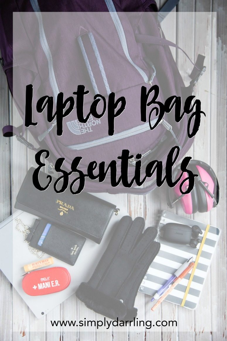 Laptop Bag Essentials