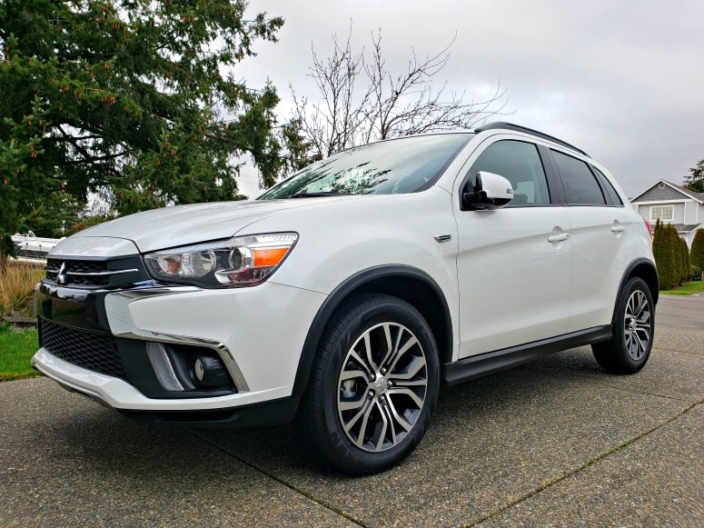 2019 Mitsubishi Outlander Sport - Winter Essentials