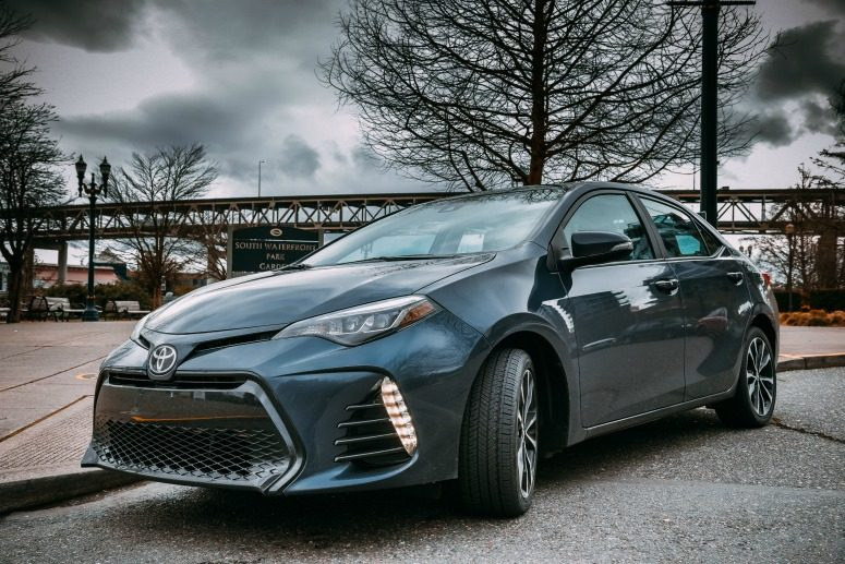 2019 Toyota Corolla in Portland Oregon