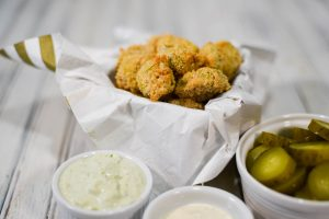 Fried Pickles – An Air Fryer Recipe