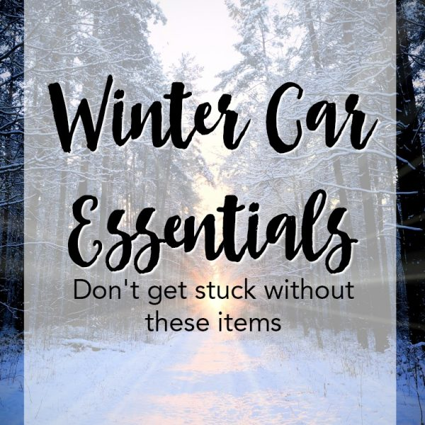 Winter Car Essentials