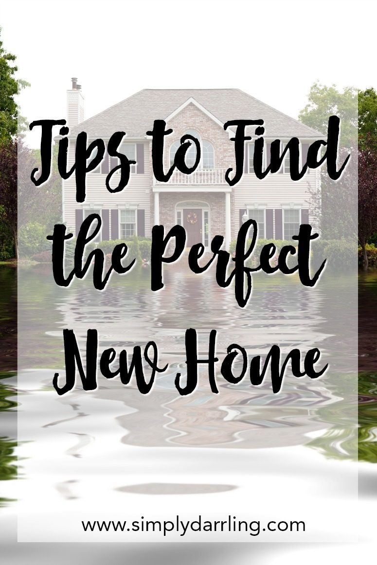 Tips To Find Your Perfect Home