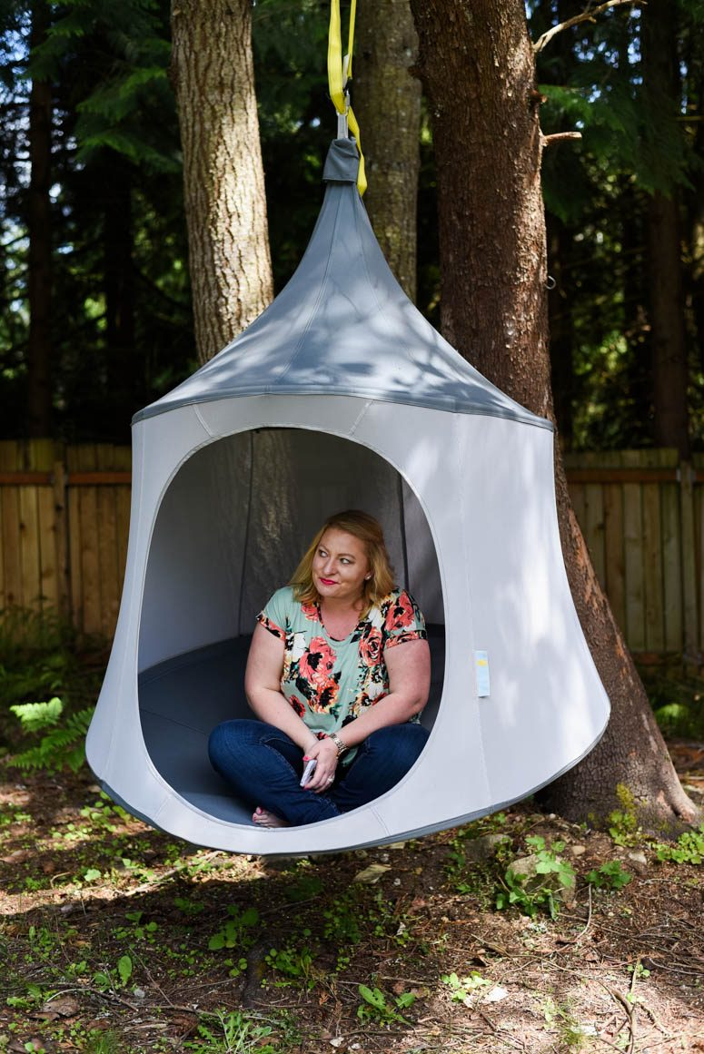 Summer at Home - Backyard Oasis TreePod Cabana