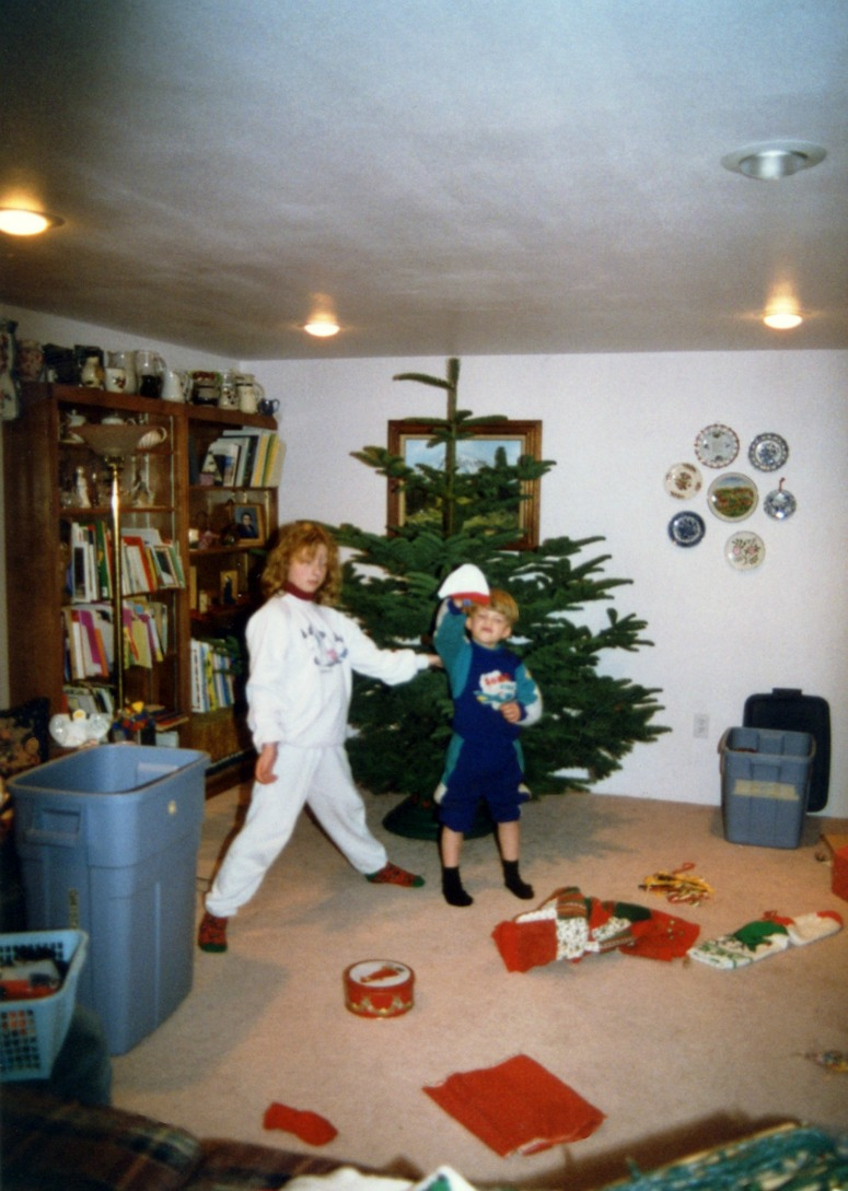 Toy Story Christmas 1995