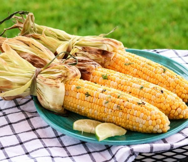 Cilantro Lime Corn on the Cob