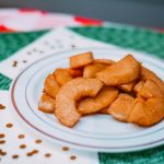 Cinnamon Sugar Apples – An AirFryer Recipe
