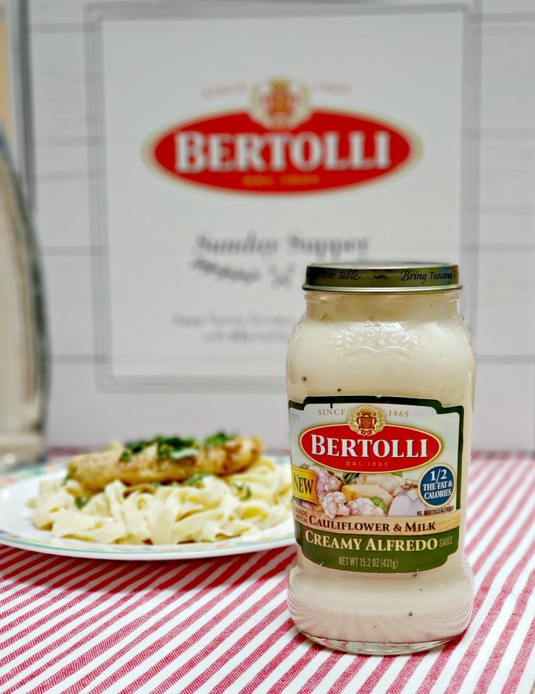 Bertolli Creamy Alfredo Sauce