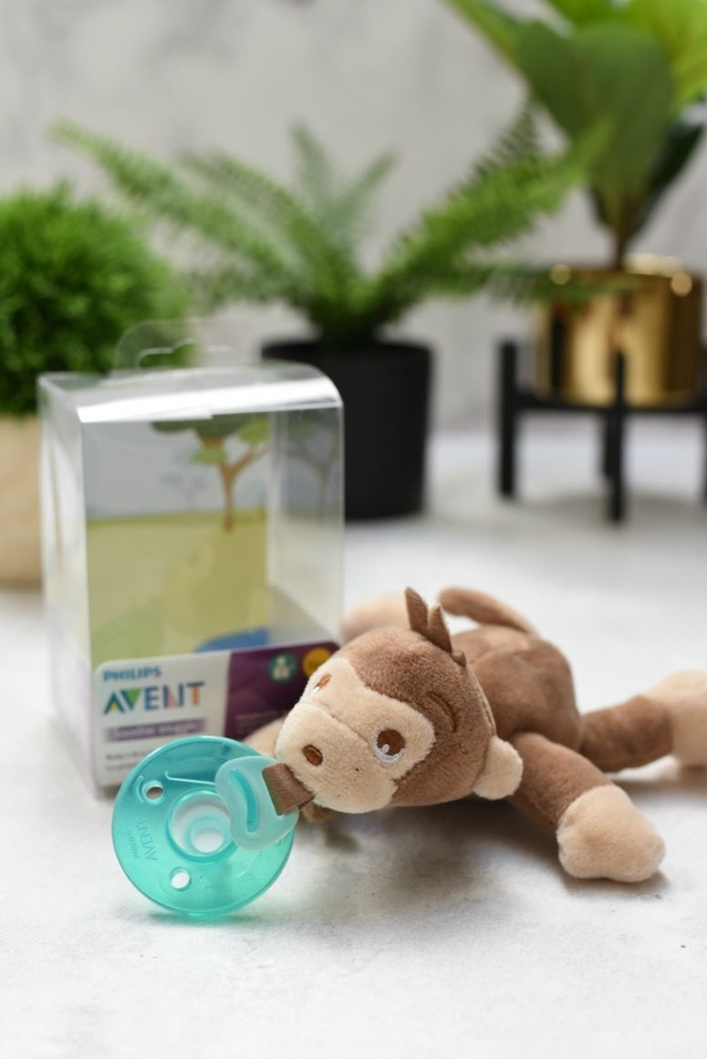 Philips Avent Pacifier - TLC Babbleboxx