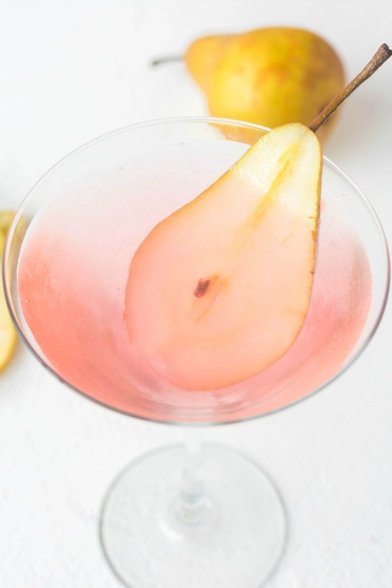 Sparkling Prickly Pear Martini – A Cocktail Recipe