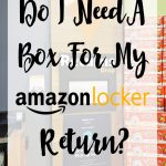 Do I Need A Box For My Amazon Return?