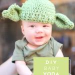DIY Baby Yoda Costume