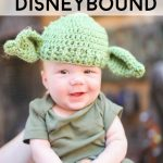 DIY Baby Yoda Disneybound