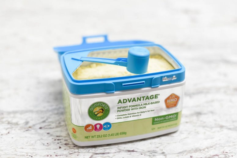 Comforts Advantage Infant Formula