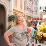 DIY Disney & Starbucks Tee
