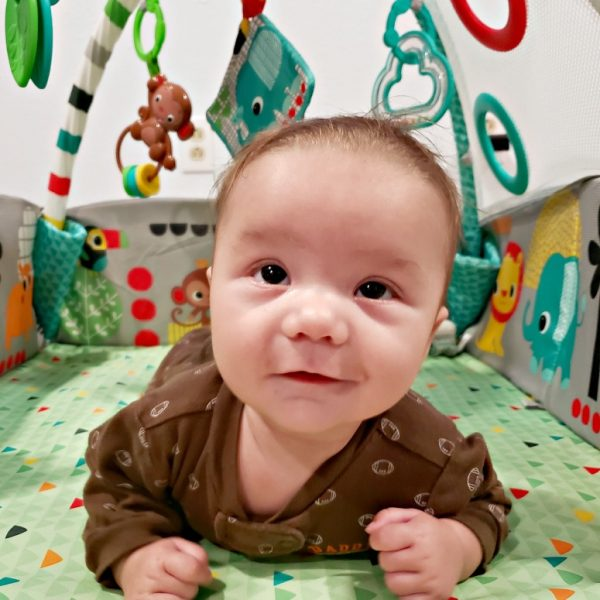 Baby's Favorite Things – 3 Months Old