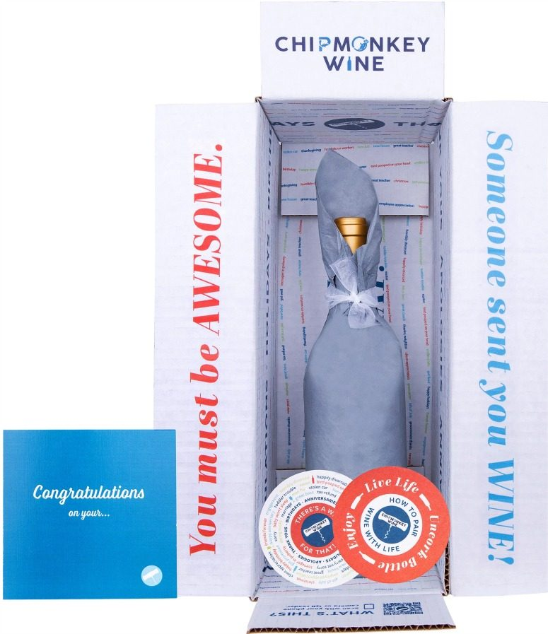 Chipmonkey Wine Gift