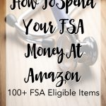 Spend FSA Money on Amazon
