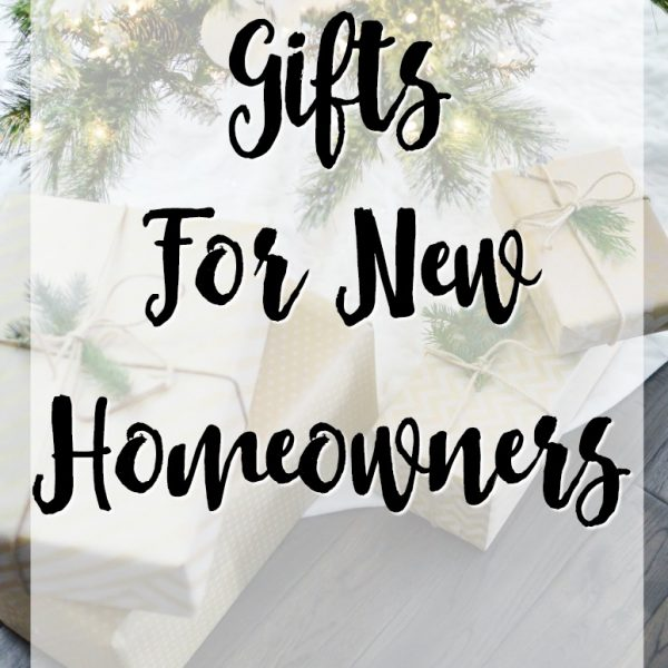 Super Holiday Gift Guide – New Homeowners