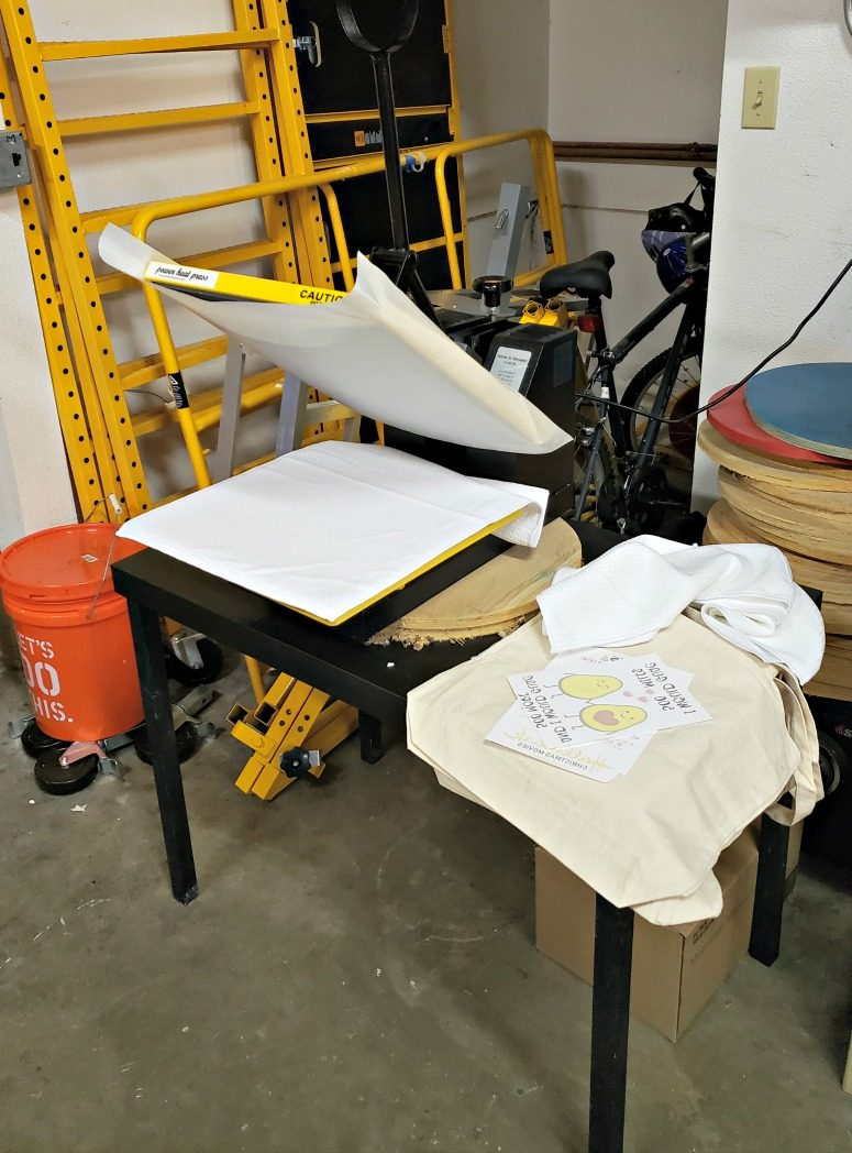 Heat Press for Sublimation